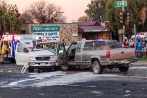 Repatriarán restos de familia fallecida en accidente en Lodi