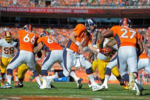 Manning conduce victoria de Broncos sobre Redskins
