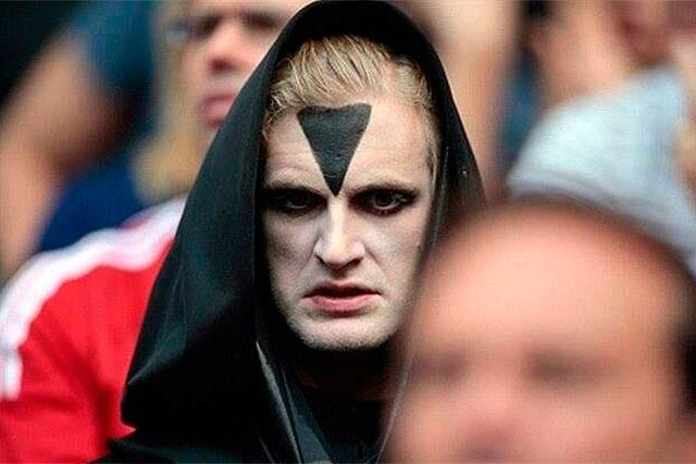 Hombres misteriosos sorprenden a fanáticos del Bayern
