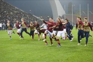 Roma,  PSG y Barcelona, lo más destacado del fútbol en Europa