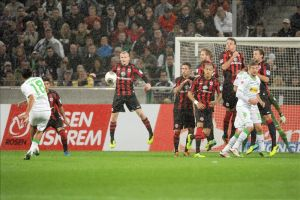 Arango encauza el triunfo del Mönchengladbach en Alemania