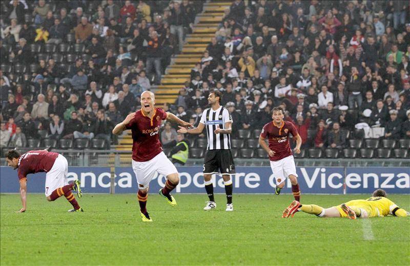 Una Roma de récord sigue sumando puntos en el Calcio