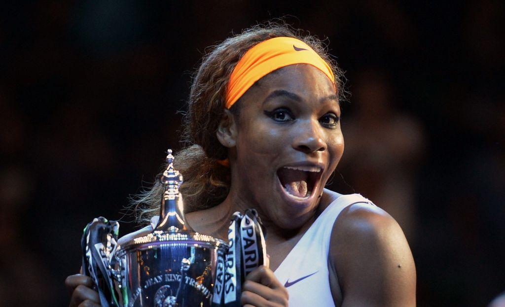 Williams se corona en Campeonato de la WTA
