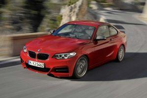 El BMW Serie 2 Coupé está por ver la luz