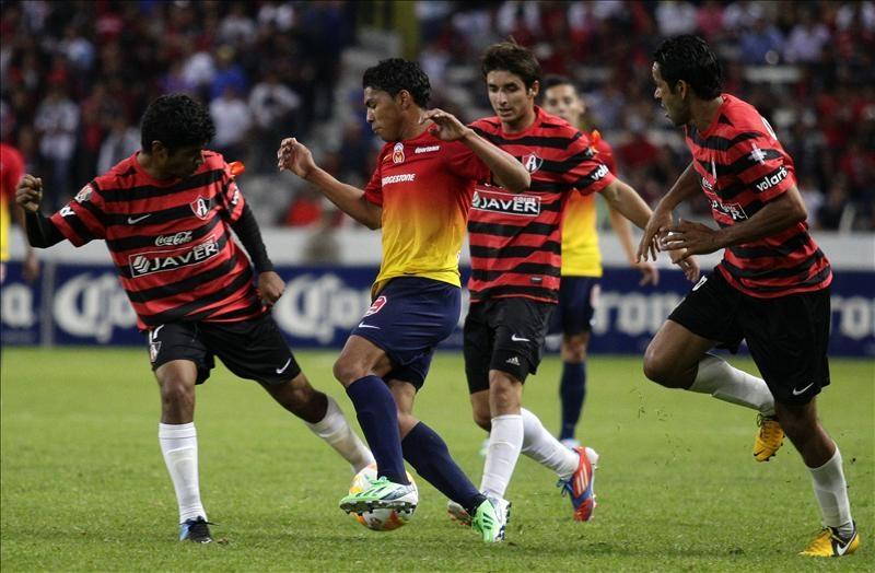 Morelia y Atlas jugarán la final de la Copa MX el 5 de noviembre