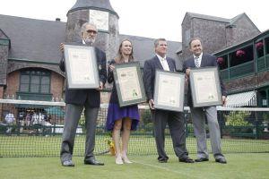 Legendario tenista Charlie Pasarell es homenajeado en Puerto Rico