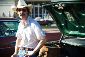 """Descarado Matthew McConaughey en """"Dallas Buyers Club"""""""