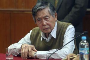 Fujimori no irá para su  casa