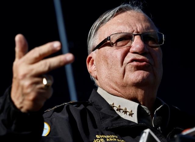 El sheriff más duro (y odiado)