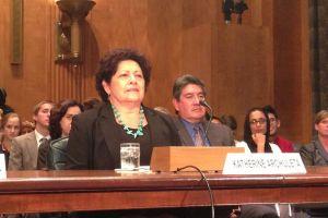 Avanza confirmación de latina en el Senado