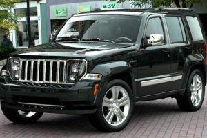 La NHTSA investiga fallas en el Jeep Liberty