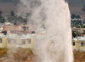 Evacuan a cinco mil por fuga de gasolina