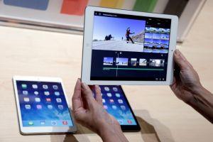 Nueva iPad tiene más competencia