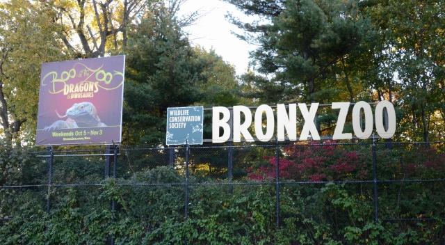 El zoológico de El Bronx atrae a grandes y chicos.
