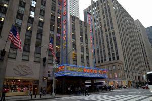Escenario de Concierto: Radio City Music Hall