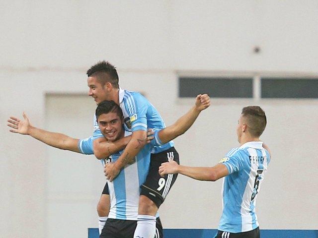 Argentina, rival del Tri sub-17 en semifinales (Video)