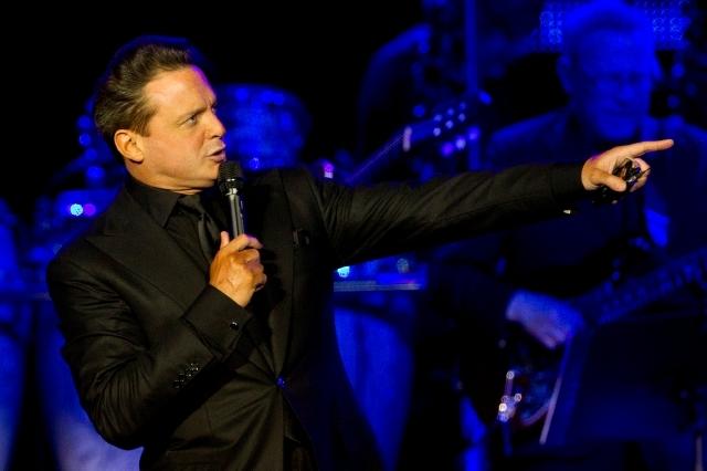 Luis Miguel inicia su gira por Latinoamérica