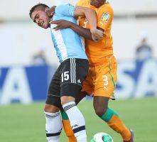Argentina, rival del Tri