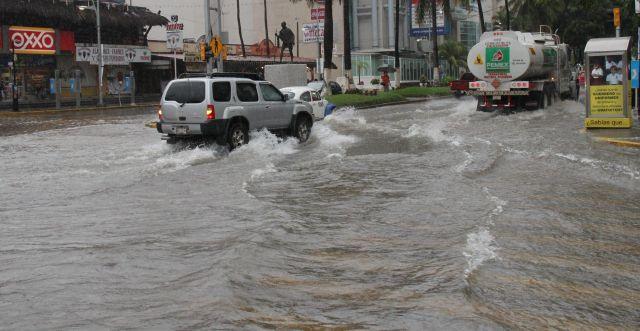 Se forma tormenta tropical 'Sonia' en el Pacífico