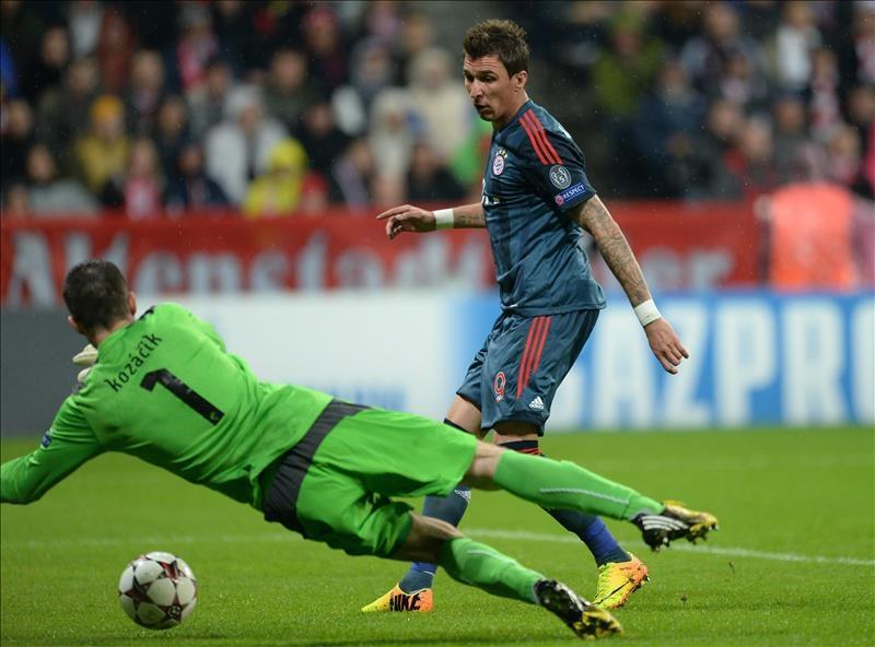 El Bayern quiere igualar al Barcelona en la Champions