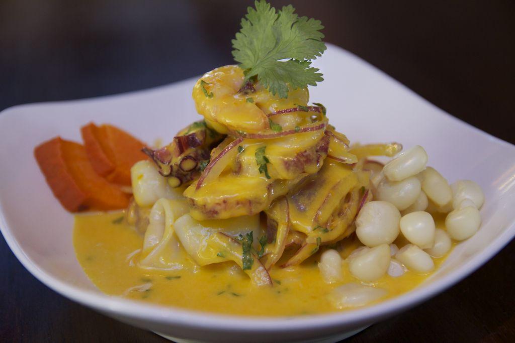 Ceviche peruano, pura plenitud en San Francisco