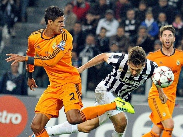 Juventus y Real Madrid empatan 2-2 en la Champions (Fotos)