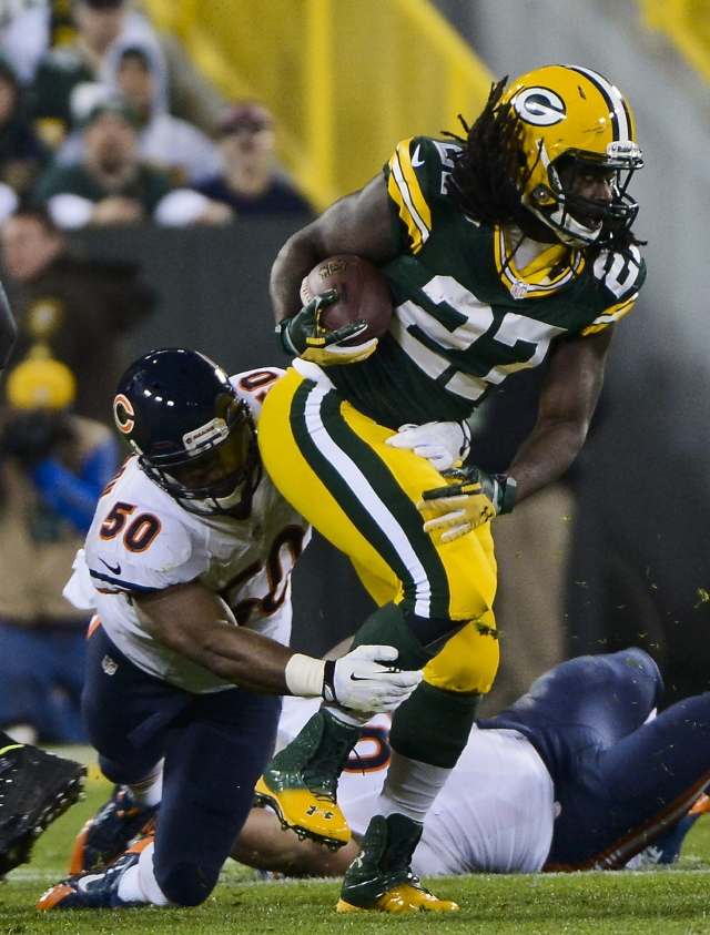 Osos frenan a Green Bay