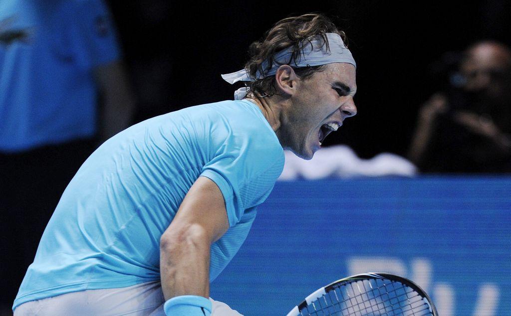 Rafael Nadal asegura primer puesto del ranking