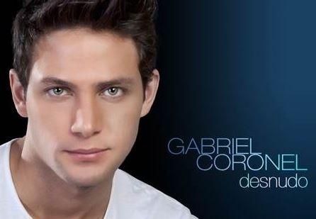 Gabriel Coronel estrena disco 'Desnudo'