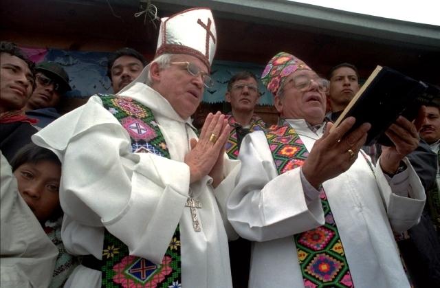 Obispo mexicano pide protección para migrantes centroamericanos