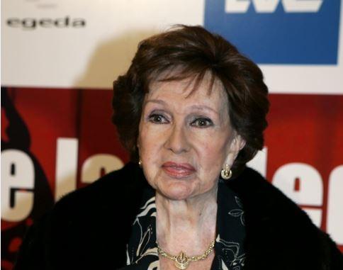 Amparo Rivelles fallece a los 88 años