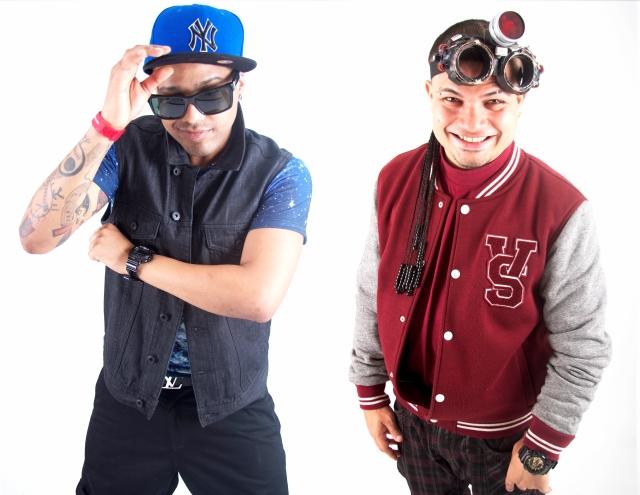 Jowell y Randy  han logrado el éxito con su canción tribal 'Bailalo a lo loco'.