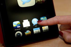 Nueva Kindle reta a la iPad Air