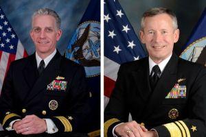 Suspenden 2 almirantes Armada de EEUU vinculados a sobornos