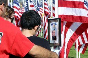 Celebran Día de los Veteranos en Valle de San Gabriel