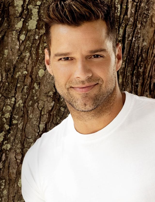 Ricky Martin no cabe en su orgullo de padre