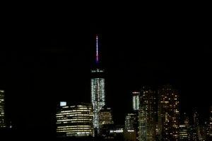 Torre de la Libertad en NYC es la más alta de EE.UU.