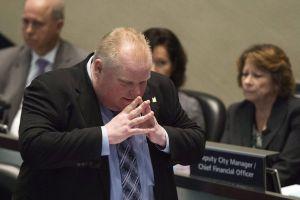 Alcalde de Toronto admite compra de drogas (video)
