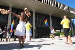Hawai, el estado 15 en aprobar los matrimonios gay