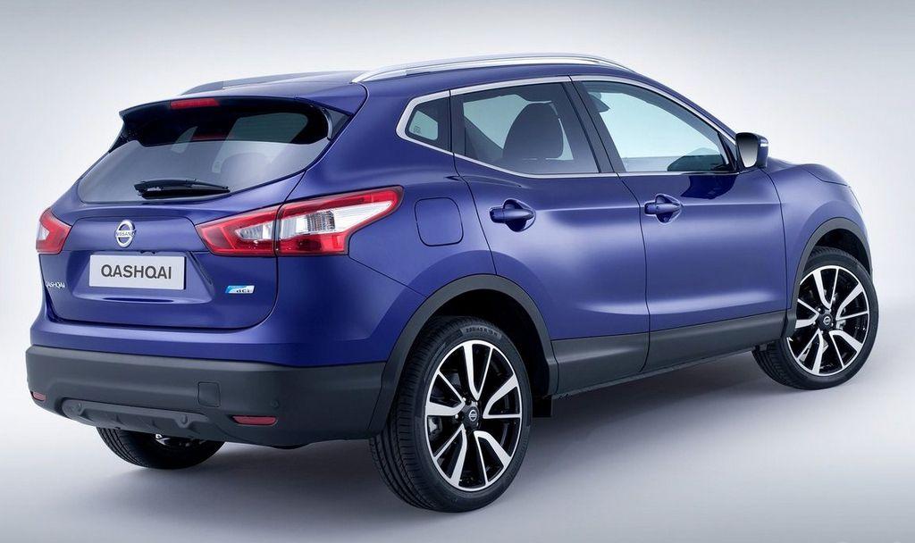 Nissan presenta la Qashqai 2014