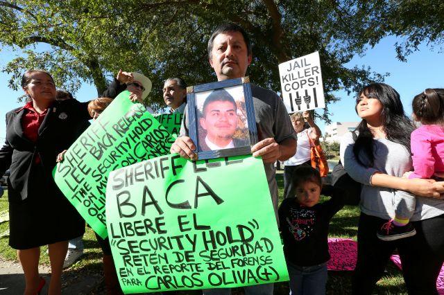 Familia de joven baleado demandará al Sheriff de LA
