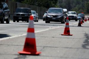 Cerrarán autopista 5 un par de veces durante fin de semana