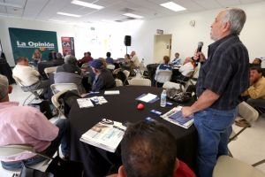 Foro comunitario informa de los cambios en Medicare