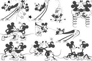 Mickey Mouse cumple 85 años