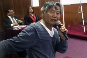 Cortan teléfono a Fujimori por dar entrevistas sin autorización