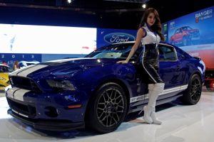 Ford revela su  nuevo Mustang