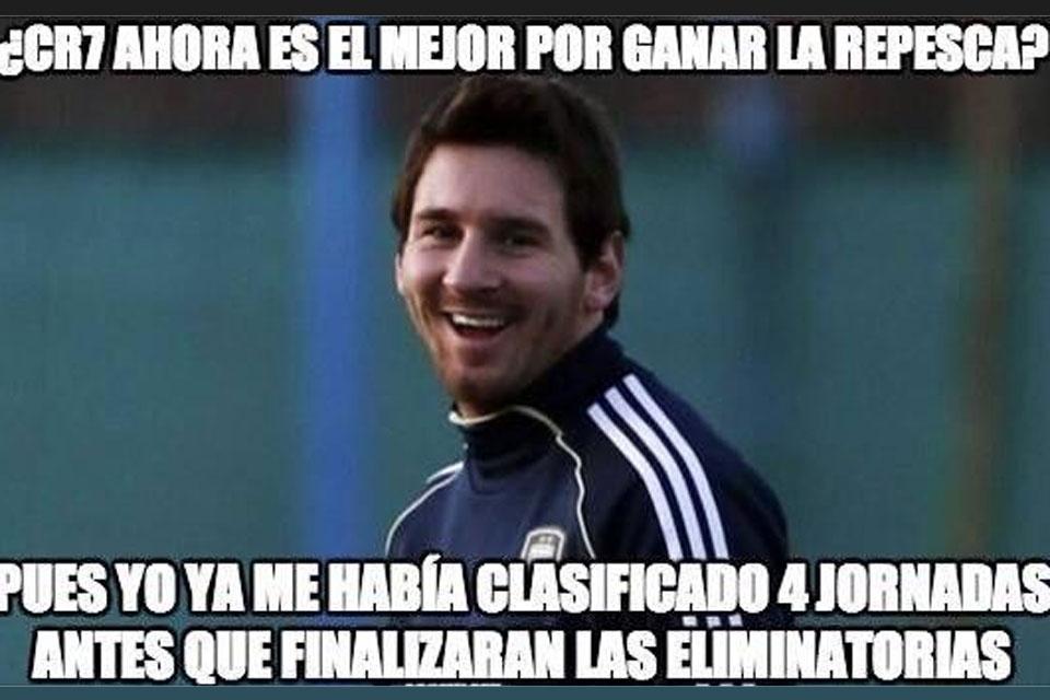 El polémico tuit del hermano de Messi y el Balón de Oro
