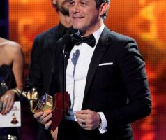 Alejandro Sanz gana el Latin Grammy