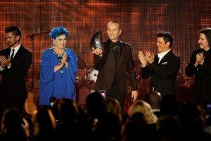 Latin Grammy honra a Miguel Bosé como Persona del Año