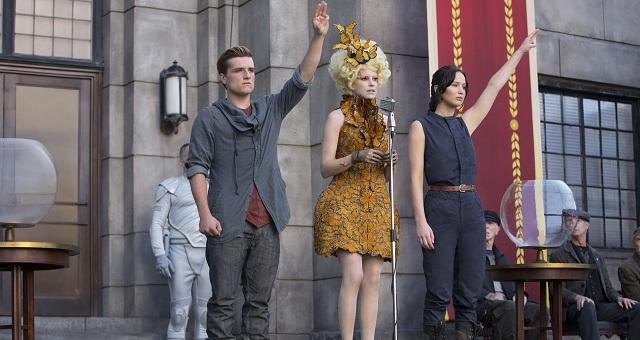 Cinta 'The Hunger Games: Catching Fire' mejora a la original